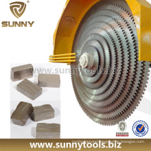 Diamond Segment for Granite/ Sandstone/ Travertine Stone Blade (SY-SB-267)
