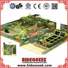 Tema da floresta Ce Standard Soft Indoor Chidlren Play Set