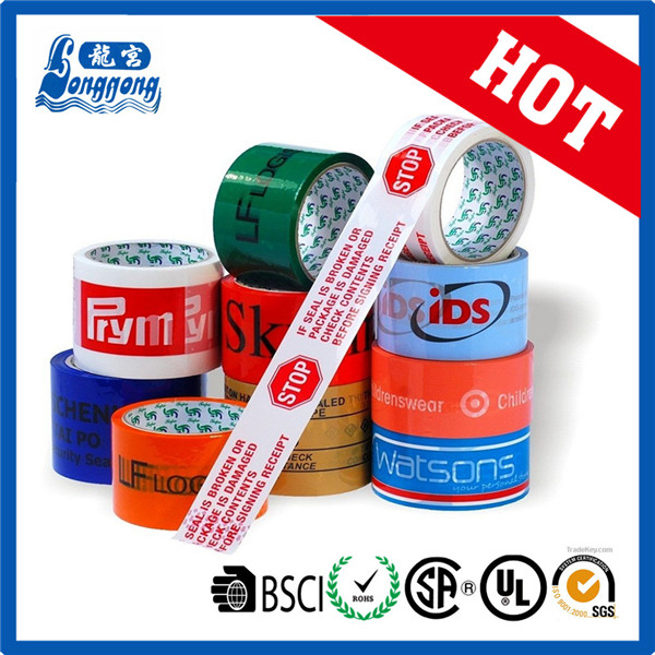 carton packing tapes