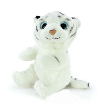 Regalos de promoción de los animales rellenos de juguete de juguete personalizado de peluche de tigre