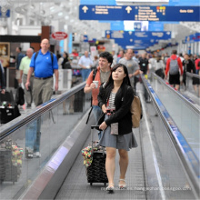Transporte aéreo Residente en el interior de un pasajero en el exterior Acera en movimiento Convery