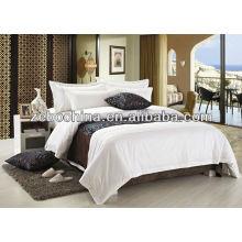 Los colores diferentes de la fábrica directa venden al por mayor la materia textil del hotel