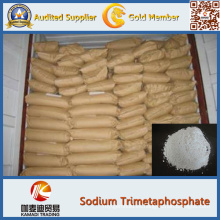 Polvo de Trimetafosfato de Sodio de Alta Calidad para Alimentos (STMP) 7785-84-4
