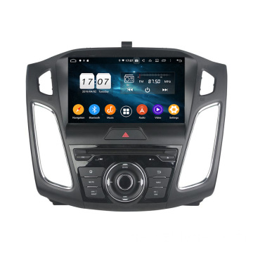 Fokus 2015 Auto-Multimedia-System Android