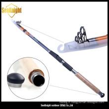 Livré avec le tampon pour canne à pêche tenue confortable