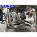 Pharmazeutische Labor-Filtereinheit für Chemikalienspender
