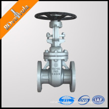 A216 WBC flanged gate valve split wedge API gate valve