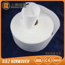 nonwoven fabic for wax paper hair removal paper small wax roll