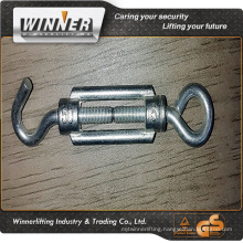 STOP!!! high shiny ad quality cheap M16 steel turnbuckle
