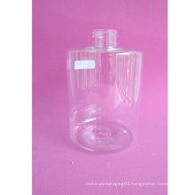 16.7oz Pet Cylinder Bottle for Shampoo