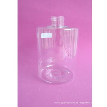 16.7oz Pet Cylinder Botella para el champú