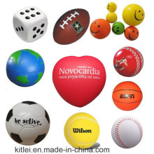 Most Popular Promotional PU Foam Stress Ball, PU Antistress Ball