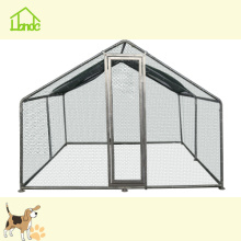 Outdoor Metall Huhn Kennel