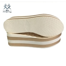 Maker Thick PU Sole for Women Shoes