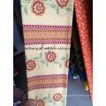 Дешевая цена 100% полиэфирная полиэфирная ткань с занавесом