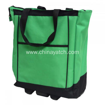 Cheap Price Lady Wheeled Trolley Shopping Bag