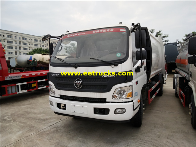 Foton Waste Collection Vehicles