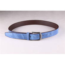 New Fashion Men Woven Polyester Cotton Belt