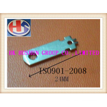 Custom Made Metal Pin, Plug Pin, (HS-BS-008)