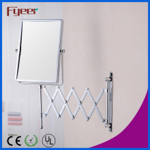 Fyeer Fashion Design Foldable Rectangle Mirror Wall Makeup Mirror