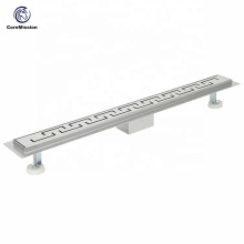 Anti-foul Concealed Cleanroom Stainless Steel Floor Drain
