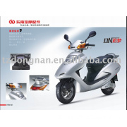 motorcycle(electric motorcycle) plastic body,lamps,frames