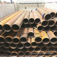 ASTM A 252 Piling Pipes Welded with Clutches