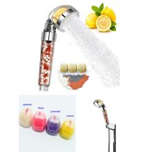 Manufacturer of Vitamin C & Aroma matherapy filter shower head for Spa on Amazon