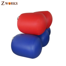 Le carton d'épaisseur fait sur commande de haute qualité emballant la gymnastique de rouleau d'air