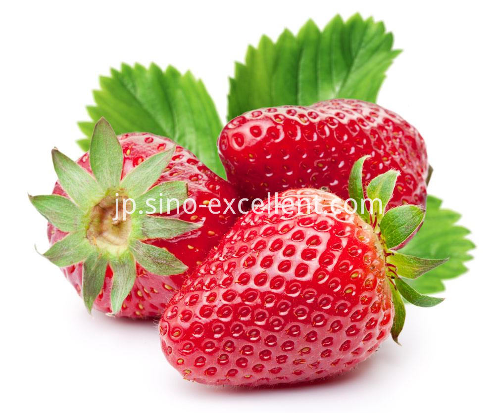 Natural Fruit Flavor Strawberry Juice Powder