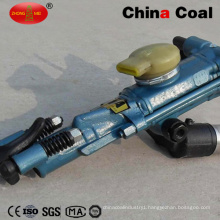High Efficiency Yt27 Hand Held Pneumatic Air Leg Rock Drill