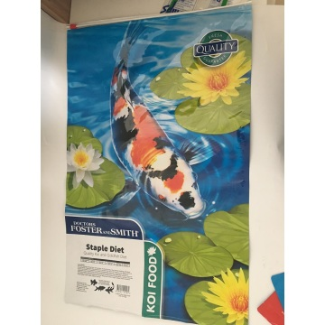 Torba Koi Food Bag Torba na Koi Feed Packaging Bag