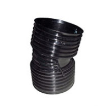 PP Pipe Fitting Mould - 15 Deg. Corrugated Elbow