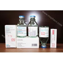 Metronidazol Infusion 500mg, Metronidazol Hydrochlorid Infusion 500mg