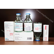Инфузия метронидазола 500 мг, инфузия метронидазола гидрохлорида 500 мг