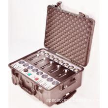 200W Portable UHF VHF Walkie-Talkie, Two Way Radio, Audio Bugs Jammer Blocker