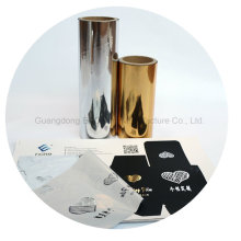 New Item! Heat Transfer Film for Partial Hot Stamping