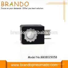 Горячие продукты Китай Оптовая 220v электромагнитный клапан катушки электромагнитный клапан газа