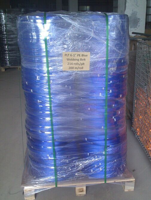 25mm Webbing Packing