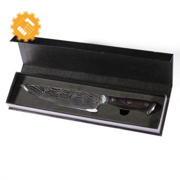 Самый популярный японский нож из нержавеющей стали vg10 для резки мяса с рукояткой из красного дерева