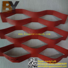 Powder Coated Metal Mesh Suspended Ceiling Panel