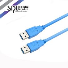 SIPU de alta calidad 3.0 iluminado extensor de cable usb