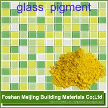 10% Rabatt auf grün gelb Farbe Glasmosaik Pigment Hersteller