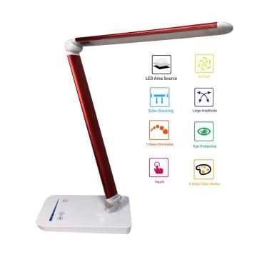 LED lâmpada de mesa dobrável lâmpada de mesa lâmpada de trabalho