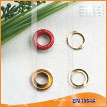 Oeufs colorés en laiton colorés BM1564