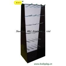 Cardboard Hooks Display, Paper Hooks Display Stand (B&C-B041)