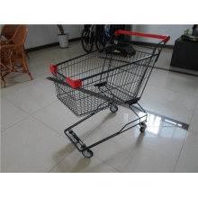 Shopping Trolley with Seat Asian Style