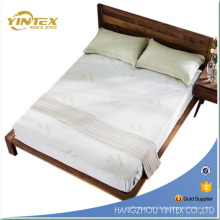 Fournisseur de haute qualité en bambou de mousse de mémoire de fibre de matelas de la Chine