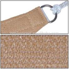 Carport imperméable Shade net Tissu pour le lieu commercial