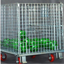 Good Quantity Galvanized Pallet Cages